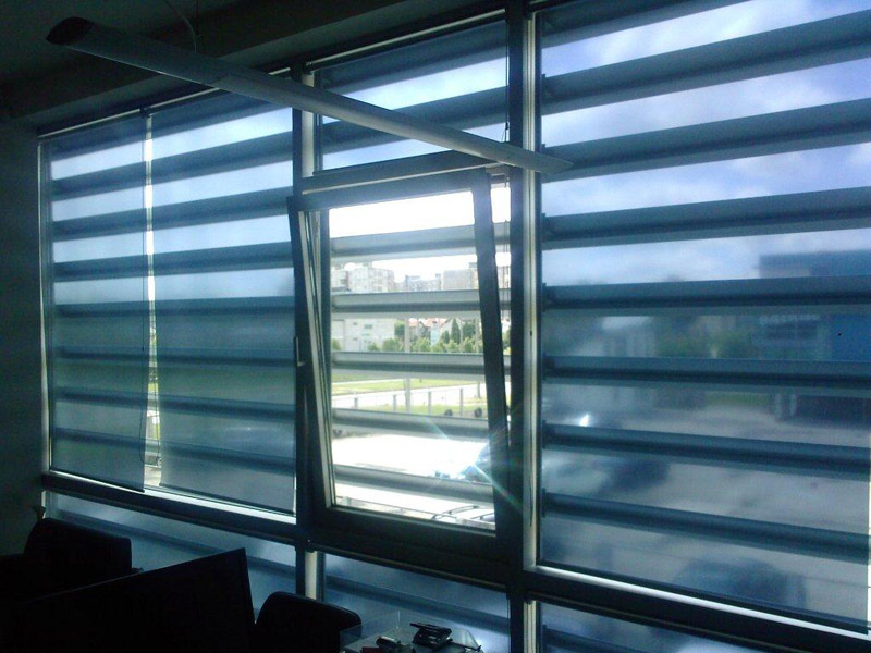 Solar Control Blinds